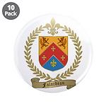 """FALARDEAU Family Crest 3.5"""" Button (10 pack)"""