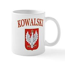 Kowalski Polish Shield Mug