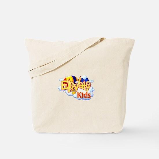 Elevate Logo Tote Bag