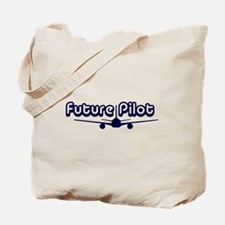 FUTURE PILOT KIDS SHIRT BABY Tote Bag