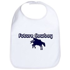 FUTURE COWBOY SHIRT BABY COWB Bib