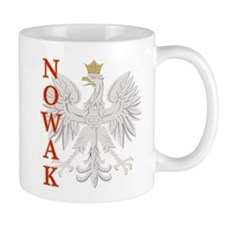 Nowak Polish Eagle Mug