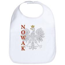 Nowak Polish Eagle Bib