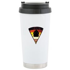 BEAR PRIDE TRIANGLE/STAIN GLASS2 Travel Mug