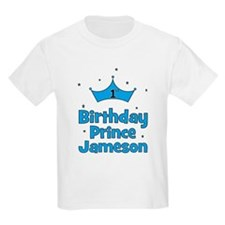 1st Birthday Prince Jameson! T-Shirt