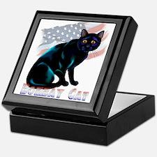 The Bombay Cat Keepsake Box