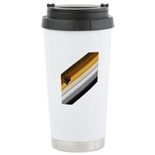 BEAR PRIDE SLANTED FLAG Travel Mug