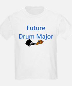 Future College Drum Major T-Shirt