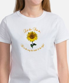 Let the Son In Women's T-Shirt