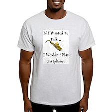 Sax Talk T-Shirt