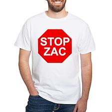 STOP ZAC Shirt