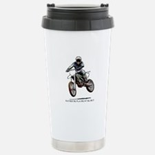 Rather be playing in the dirt Travel Mug