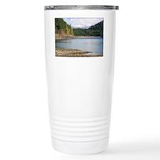Apline Lake in Bitterroot Mou Travel Mug