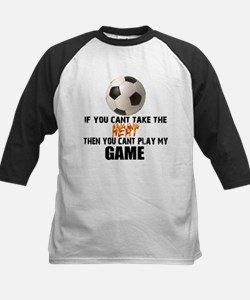 Soccer Can't Take the Heat (Tee)