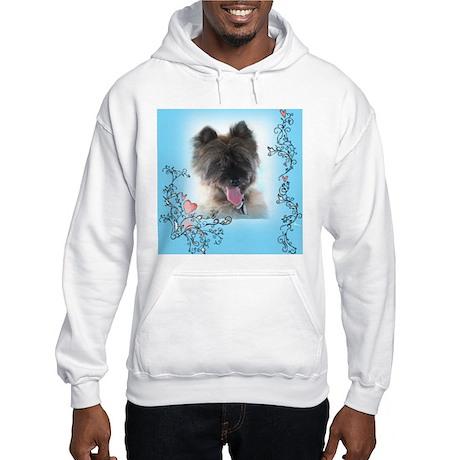 Cairn Terrier Hooded Sweatshirt