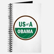 USofA Organic Obama Journal