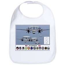 E-2 Hawkeye Bib