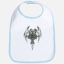 Dragon cross Bib
