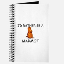 I'd Rather Be A Marmot Journal