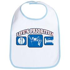 Life's Priorities High Jump Bib