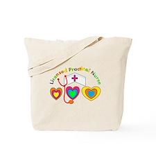 Licensed Practical Nurse Tote Bag