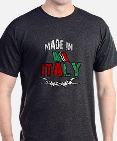 Made In Italy Tribal T-Shirt
