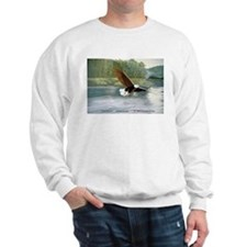 American Bald Eagle Flight Sweatshirt