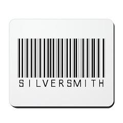 Silversmith Barcode Mousepad