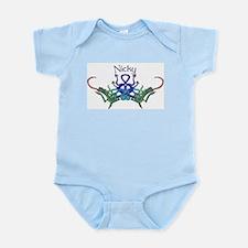 Nicky's Celtic Dragons Name Infant Creeper