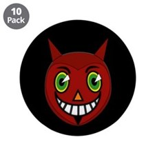 "Vintage Devil 3.5"" Button (10 pack)"