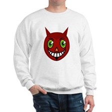 Vintage Devil Sweatshirt