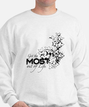 MoSt with Plant/Get the MoSt Sweatshirt