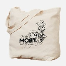 MoSt with Plant/Get the MoSt Tote Bag