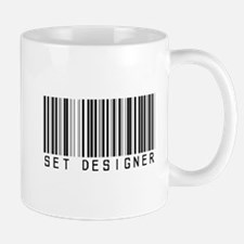 Set Designer Barcode Mug