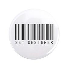 "Set Designer Barcode 3.5"" Button"