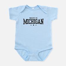 Made in Michigan Infant Bodysuit