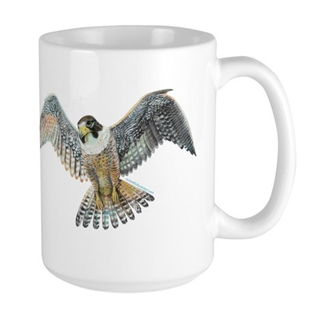 peregrine-falcon-300-white-export-preview Mugs