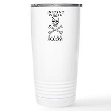 Instant Pirate Travel Coffee Mug