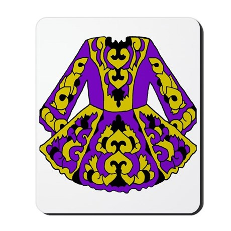 Irish Dance Mousepad