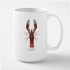 Rusty Crayfish Oronectes Rusticus Mugs