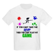 Paintball Can't Take the Heat (T-Shirt)