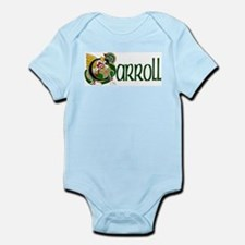 Carroll Celtic Dragon Infant Bodysuit