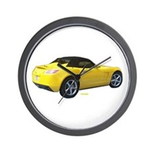 Saturn Sky Wall Clock