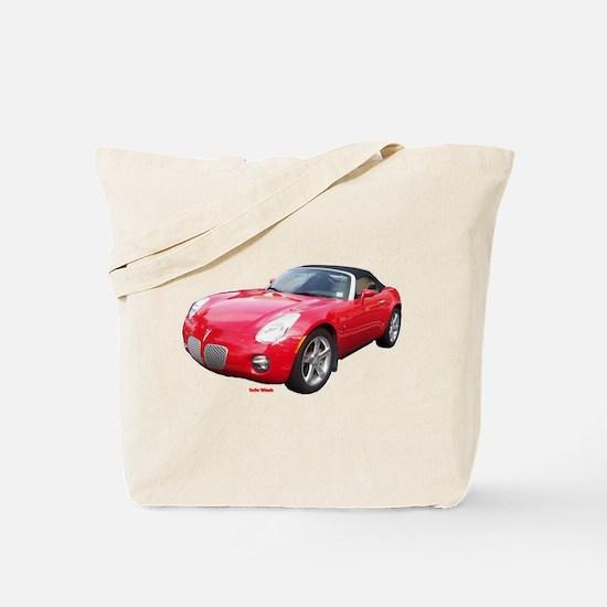 Pontiac Solstice Tote Bag