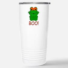 Halloween Frog Travel Mug