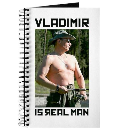 Vladimir Putin Journal