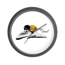 Check Your Shoe! Wall Clock