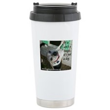 BTTR Beagle Rescue Travel Mug
