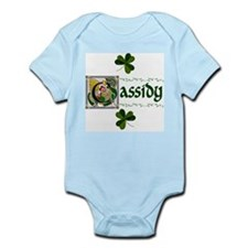 Cassidy Celtic Dragon Infant Creeper