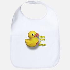 Lord Love A Duck! Bib